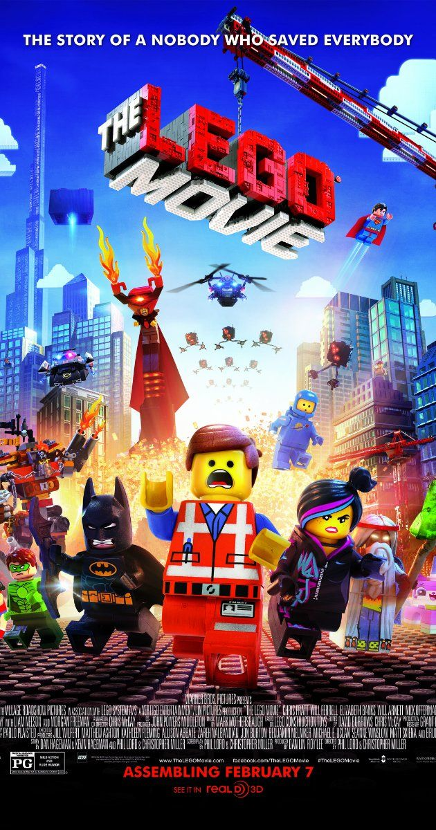 The Lego Movie (2014)~Hi, I'm President Business, president of the Octan corporation and the world. Let's take extra care to follow the instructions or you'll be put to sleep, and don't forget Taco Tuesday's coming next week.