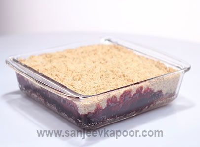 21 best fusion images on pinterest sanjeev kapoor cooking food how to make strawberry crumble recipe by masterchef sanjeev kapoor forumfinder Images