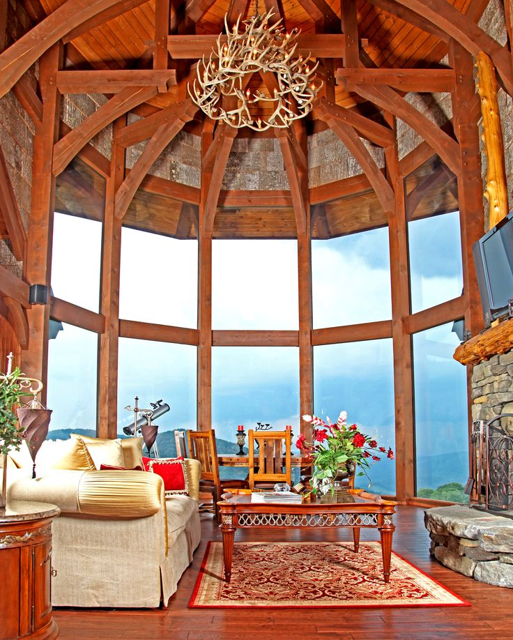 17 best images about vista lodge by mosscreek is all about for Timber frame great room