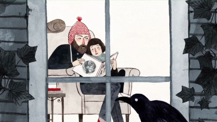 Remember a few days ago when we told you about the new children's book written by Decemberists frontman Colin Meloy and illustrated by his life-partner-in-crime Carson Ellis? You can click that other Newswire post to get all the details (and there are many), but before you do, check out this c
