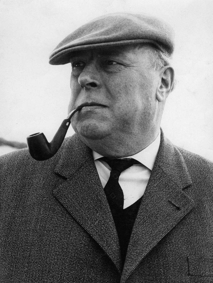 Ernst von Salomon (September 25, 1902 - August 9, 1972), c.1968