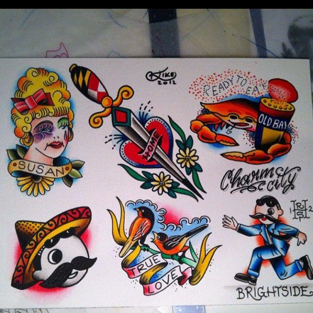 Maryland represent tattoos pinterest maryland for Maryland tattoo ideas