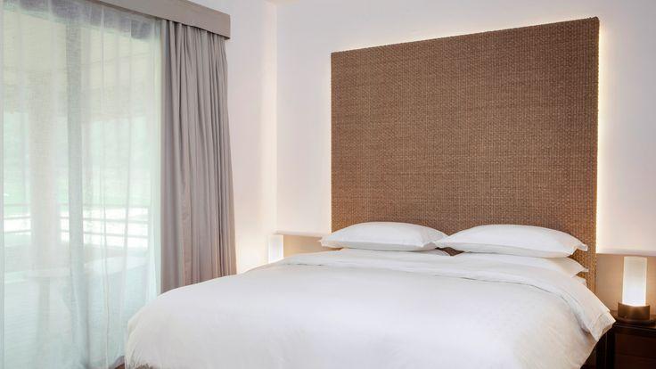 Sheraton New Caledonia Deva Spa and Golf Resort - 2 bedroom suite main bedroom