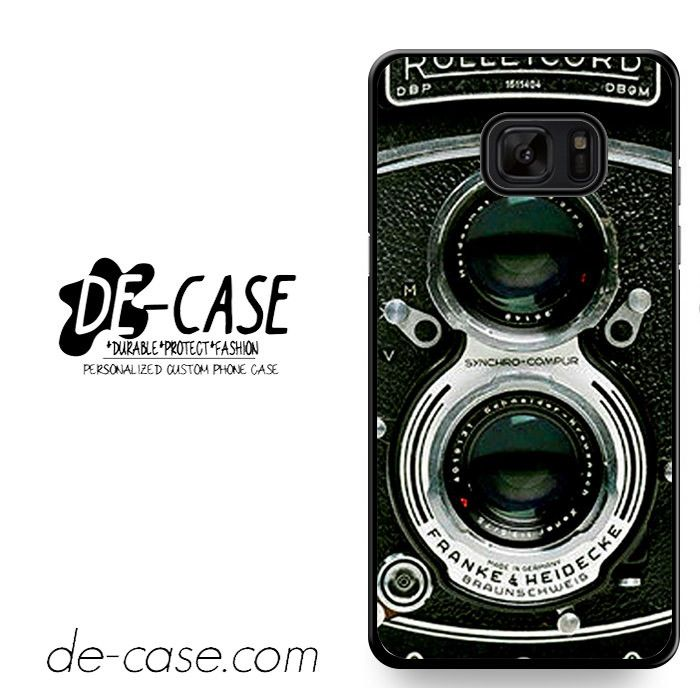 Rolleicord Camera DEAL-9305 Samsung Phonecase Cover For Samsung Galaxy Note 7