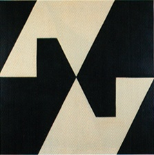 untitled by Lygia Clark (1957)