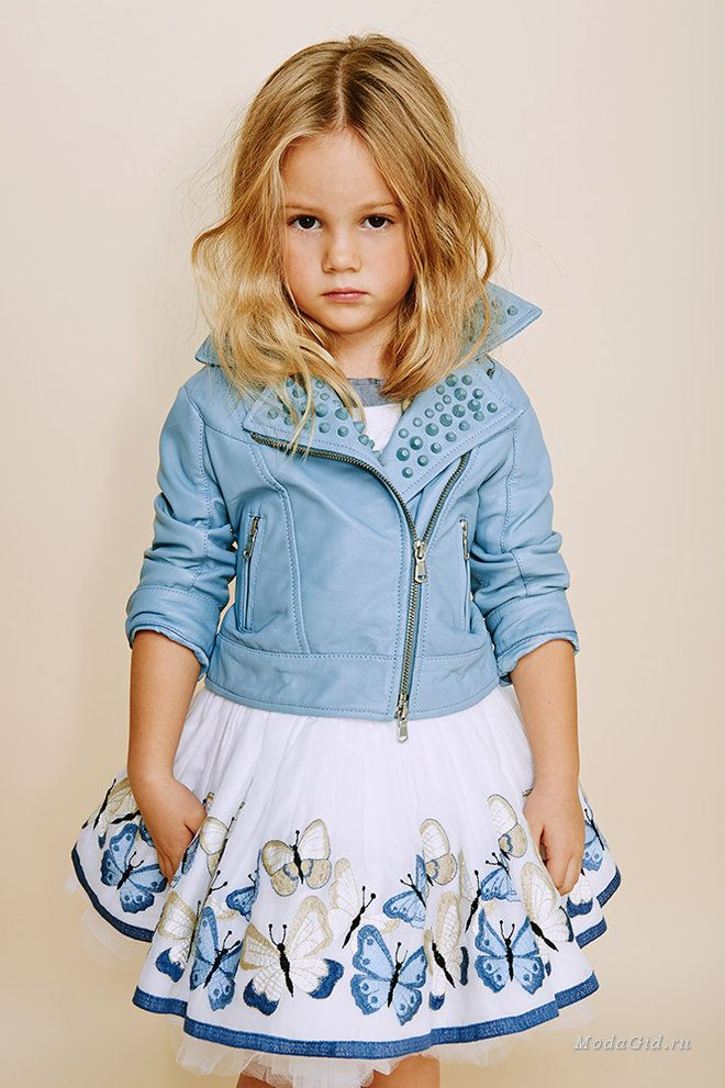 Детская мода: Monnalisa, весна-лето 2015
