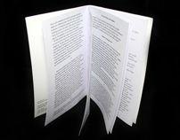 Reader-- type setting exercise