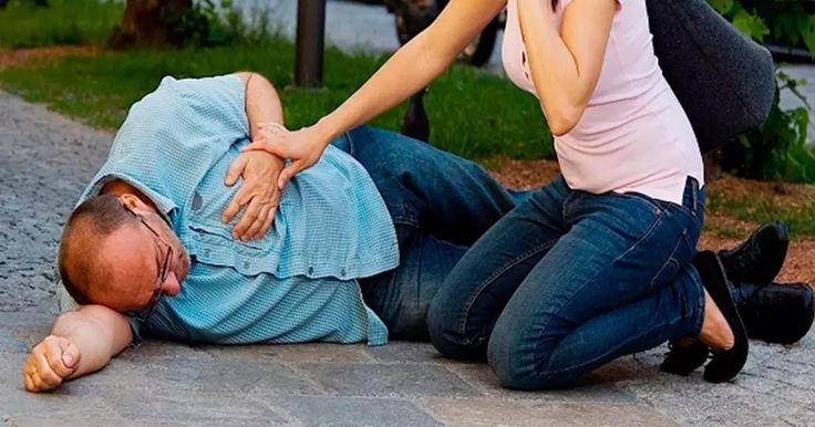 Un mes antes de un ataque cardíaco tu cuerpo te alertará-aquí 6 síntomas
