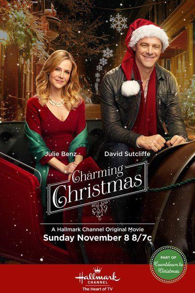 """Hallmark Channel: """"Charming Christmas"""" (2015)   #christmasmovies #christmas"""