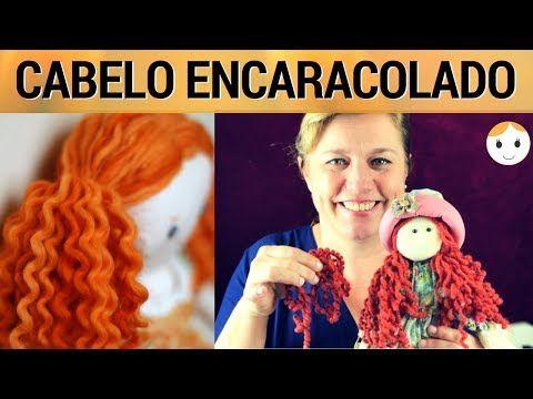 Como fazer Peruca para bonecas - YouTube