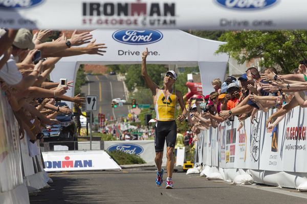 2011 Ironman Triathlon    St. George, Utah