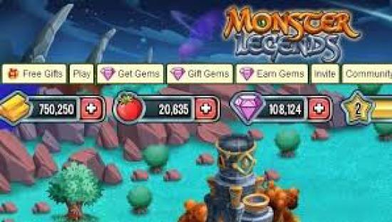 Monster Legends Facebook Triche Code de Tricherie pour iOS – Android ou PC
