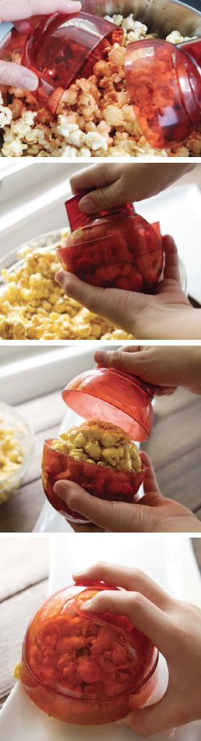 How to make a Popcorn Ball- Good Cook #AskGoodCook