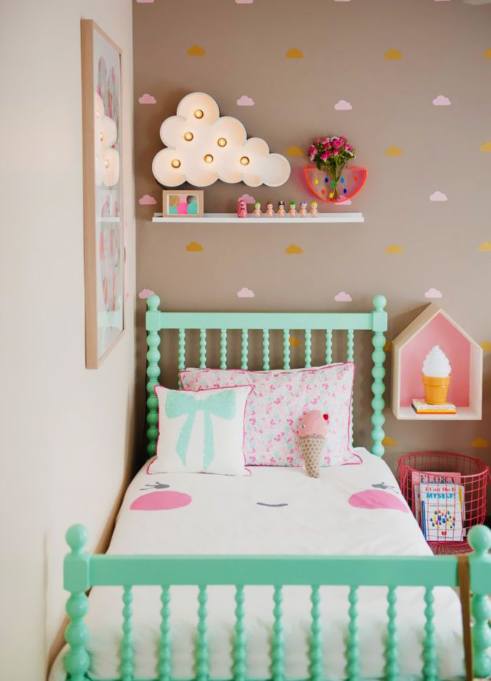 82 best Toddler girl bedroom ideas images on Pinterest | Child ...