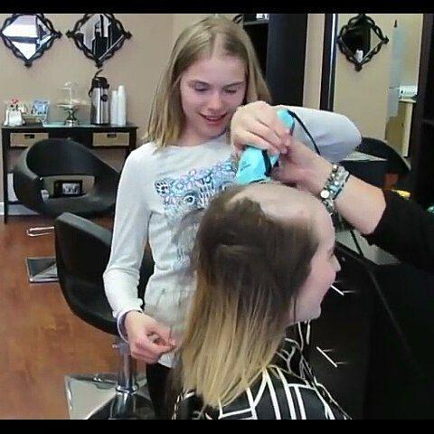 WEBSTA @ insta_headshave - #headshave #bald #baldgirl #haircut #hairstyle #buzzcut #girl #woman #picoftheday #insta #socialmedia #marketing #hair #baby #hot #followme #follow #like4like #capelli #rasatura #ragazza #italia #amazing #art #beautiful #beauty #bestoftheday #cool #cute #fashion