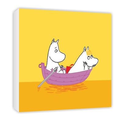Moomin Canvas by Tove Jansson | on StarEditions.com - Wholesale Prints and Gifts