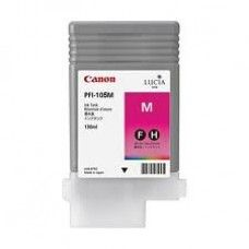 Canon PFI105 Magenta LUCIA EX Ink   130ml - GENUINE
