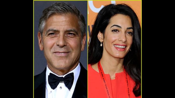 George and Amal  Clooney  No  divorce