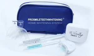 Groupon - $ 25 for Teeth Whitening Kit with Lifetime Whitening Refills from Pro Smile Teeth Whitening ($199 Value)    in Asheville. Groupon deal price: $25