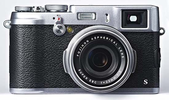 The new Fujifilm x100s camera