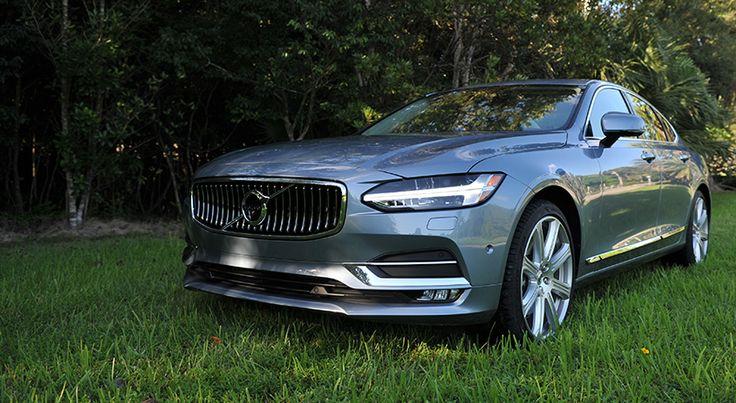 Video Test Drive Volvo S90, lujo escandinavo al máximo - http://autoproyecto.com/2016/11/video-test-drive-volvo-s90.html?utm_source=PN&utm_medium=Pinterest+AP&utm_campaign=SNAP