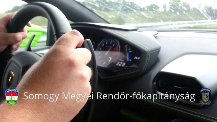Lamborghini Huracan crash M7 motorway - SMRFK