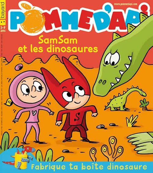 Pomme d'Api magazine, Abonnement magazine enfant de 3 à 7 ans - Pomme d'Api