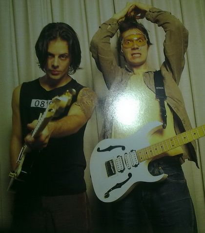 Richie Kotzen & Paul Gilbert