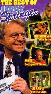 The Jerry Springer Show (1991) (IMDb)
