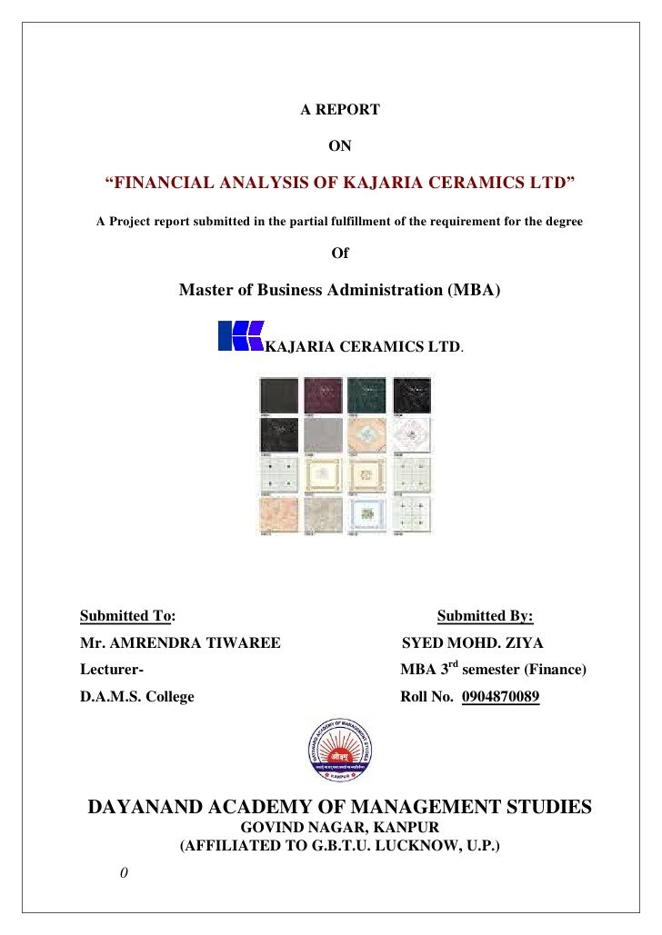 49843624 project report on financial statement analysis of News to - project report