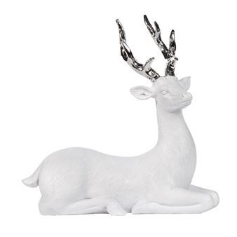 Serafina deer white-silver - medium - Lene Bjerre