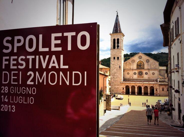 Il Festival dei 2 Mondi di Spoleto inizia oggi e noi ve lo racconteremo #e20umbria