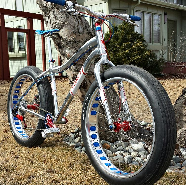 9 Zero 7 Fat Bike Fat Bikes Pinterest Bikes And Fat Bike