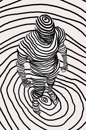 Drawing Lines Ks : Best images about cross contour lines on pinterest