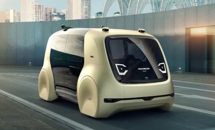 El prototipo de la marca alemana, Volkswagen, viene a dar respuesta en la materia de los coches autónomos presentes en el mercado.