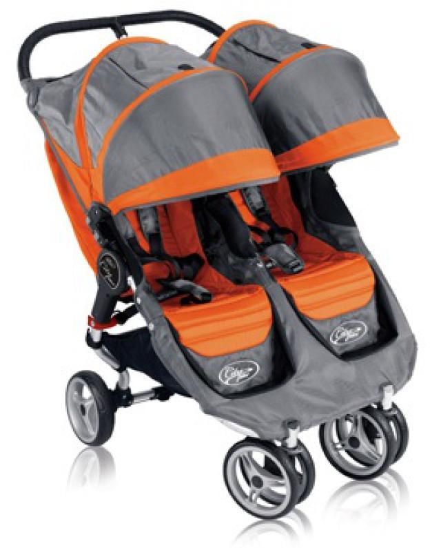 10 Twin Strollers Worth Trying: Baby Jogger City Mini Double Stroller