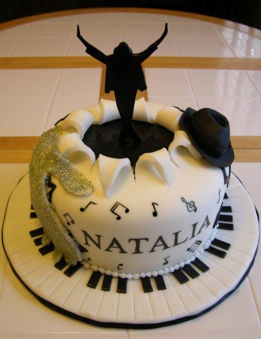 Edible Cake Decorations At Michaels : Michael Jackson Birthday Cake - by CravingCake ...