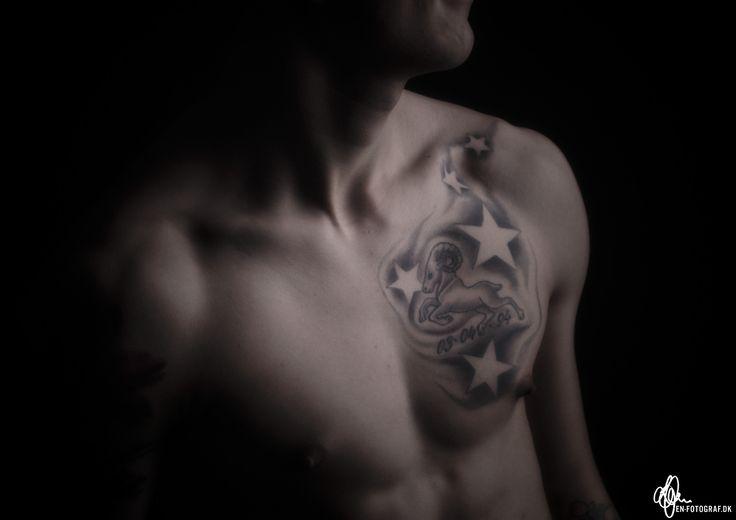 Tattoo in the studio