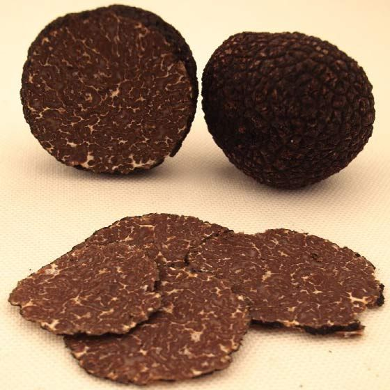 Fresh Winter Black Truffles (1 ounce)