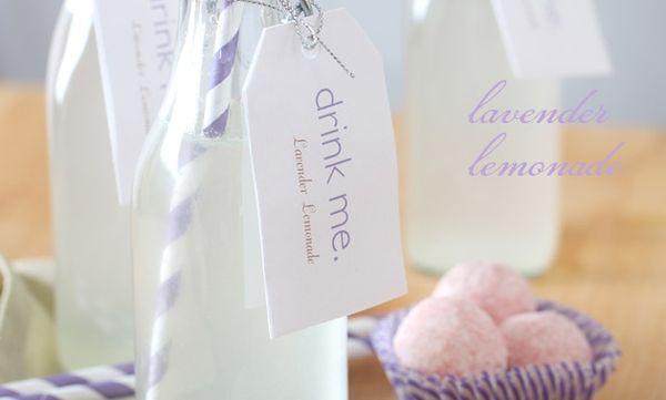Lavender herb wedding ideas 1