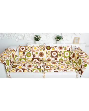 Ням-Ням для кроватки Геометрия  — 1867р. ----------------------- Бортик для кроватки Геометрия Ням-Ням - яркое дополнение для детской кроватки. Бортик состоит из 6 частей, каждая из которых снабжена завязками.