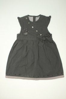 vêtements d occasion enfants Robe chasuble Cadet Rousselle 3 ans  Cadet Rousselle