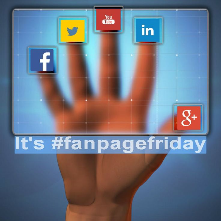 Are you active on #fanpagefriday?  Come visit my friends and I each week and gain some new followers the social media way!