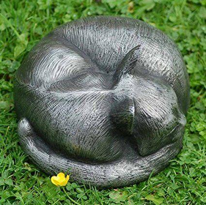 At Peace Cat Casket/Cat Urns - Pet Casket for Ashes (Pewter): Amazon.co.uk: Pet Supplies