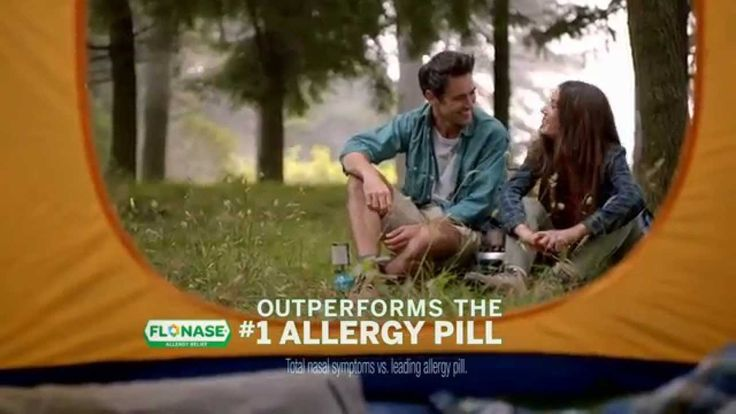 Introducing New FLONASE® Allergy Relief Nasal Spray (New Commercial)