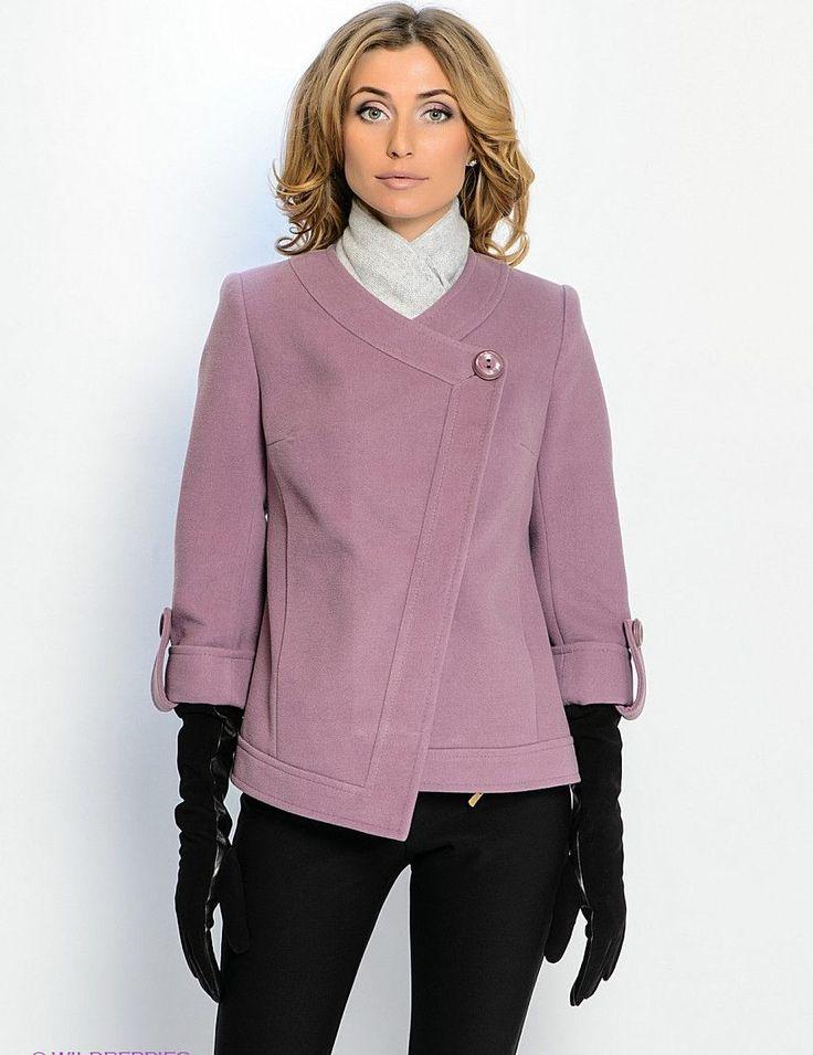 awesome Укороченное пальто женское (50 фото) — С чем носить и как выбирать? Читай больше http://avrorra.com/ukorochennoe-palto-zhenskoe-foto-s-chem-nosit/