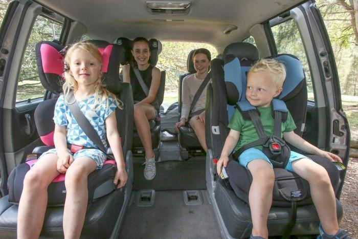Kindersitz Autositz, Car Booster Seat Big W