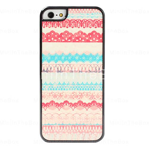 [USD $ 1.99]  - Special Design Pattern Frosted Surface Hard Case for iPhone 5/5S
