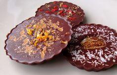 RAW recepty | Luxusní domácí čokoláda | www.rawsuperfood.cz