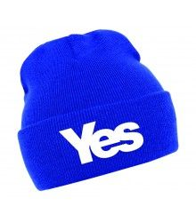 Yes Scotland Beanie Hat #yesscotland